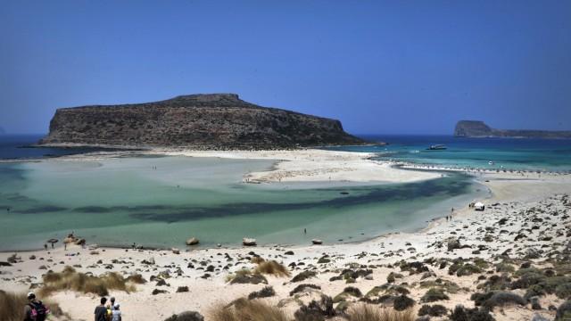Reiseziele 2014 Griechenland Kreta Balos Tourismus