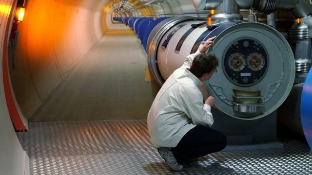 """´Weltmaschine"""" LHC startet neuen Rekordversuch"""