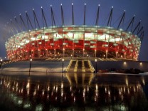 Spielorte Warschau Fußball-EM 2012