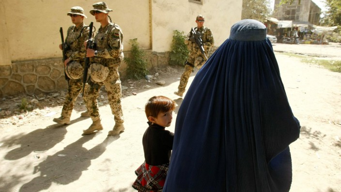 Bundeswehr Kundus Afghanistan