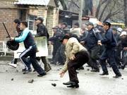Umsturz in Kirgistan