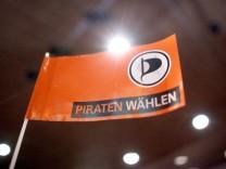Piraten suchen Steuermann