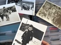 Gerettete  Kinder im KZ Buchenwald