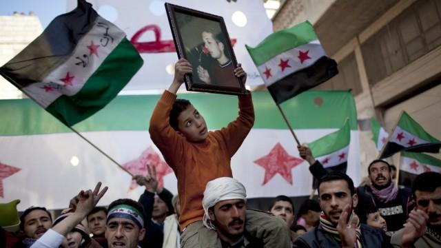 Vorschau: Syrisches Referendum ueber neue Verfassung geplant