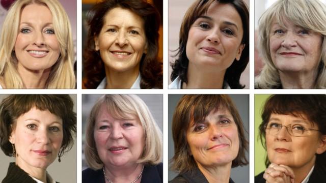 Frauenquote Debatte um Frauenquote