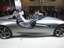 2012 BMW concept car