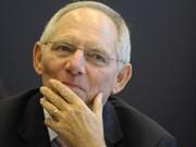 Wolfgang Schäuble, Steuerreform, Schwarz-Gelb und das Geld, ddp