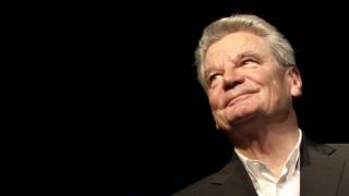 Joachim Gauck liest aus seinem Buch
