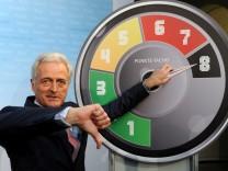 Bundesverkehrsminister Ramsauer zur Vorstellung der Neuregelung des Flensburger Punktesystems