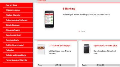 Datenschutz Sparkassenverlag