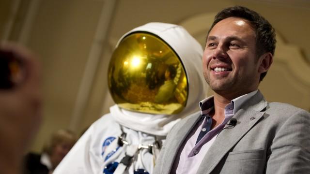 Jos Gal will erster deutscher Weltraum-Tourist werden
