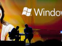 Freie Testversion von Microsofts Windows 8 erwartet