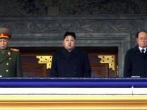 Beraterzirkel umgibt Nordkoreas jungen Machthaber
