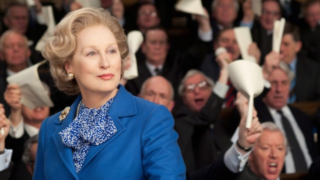Meryl Streep The Iron lady Kino
