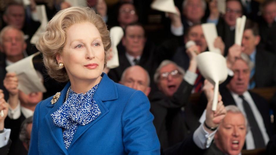Meryl Streep The Iron lady Kino