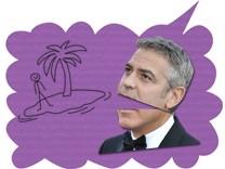 Schmachtwort Clooney