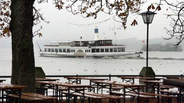 Nichtraucherschutz Nichtraucherschutz auf bayerischen Seen