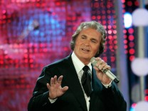 Engelbert beim Song Contest in Baku