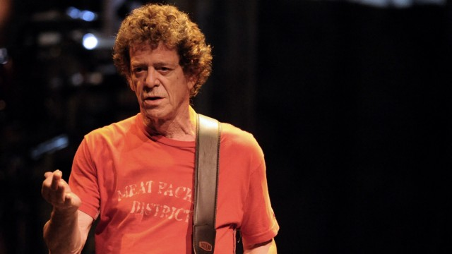 Lou Reed wird 70