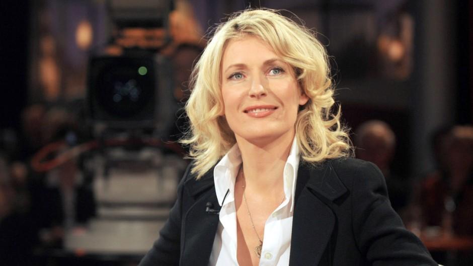 Schauspielerin Maria Furtwängler wirbt für Damkrebs-Vorsorge.