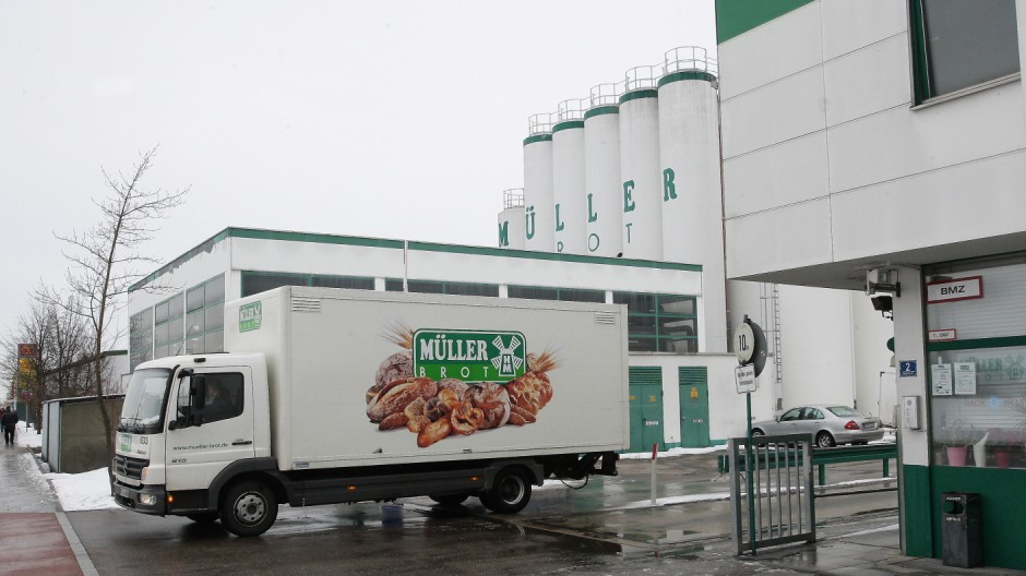 Müller Brot in Neufahrn
