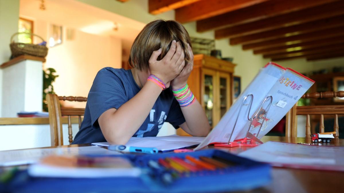 """""""Die Eltern machen Schulkindern unbewusst am meisten Stress"""""""