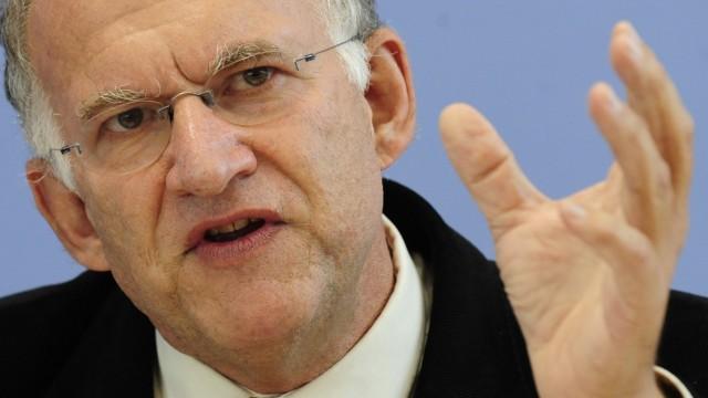 Datenschutzer Schaar prueft Klage gegen Google