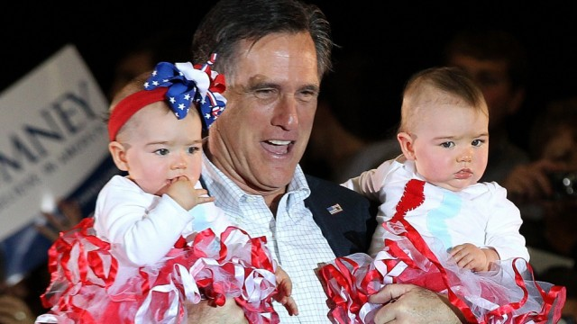 Romney Campaigns In Georgia And Tennessee Ahead Of Super Tuesday