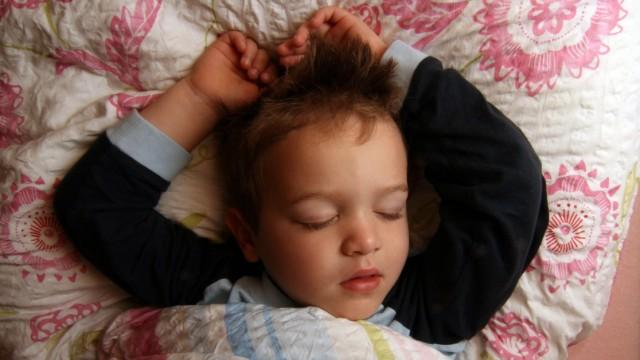 Schlaf Schlaf und Hyperaktivität