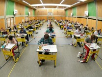 Schule Lehrer Abitur Abiturprüfung Aufgaben