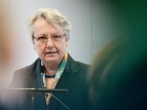 Pk Forschungsministerin Schavan