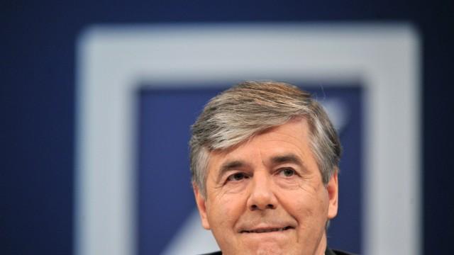 Deutsche Bank Bilanz-PK