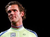 Ex-Rad-Weltmeister Cipollini hört auf