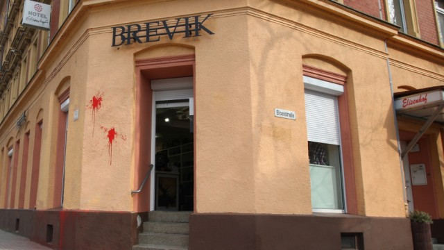 Widerstand gegen 'Brevik'-Laden