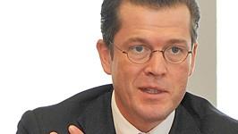 Verteidigungsminister Karl-Theodor zu Guttenberg (CSU)