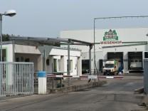 Behoerden verbieten Betrieb von Wiesenhof-Schlachthof wegen Hygienemaengeln