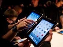 Apple präsentiert neues iPad