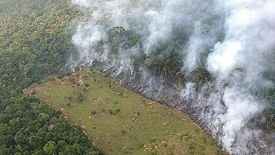 Klimawandel Klimaschutz in Brasilien
