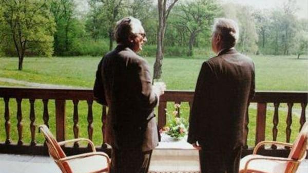 Film über Tudjman und Milosevic