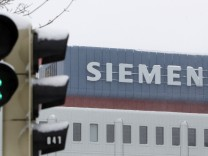 Siemens-Fabrik in München