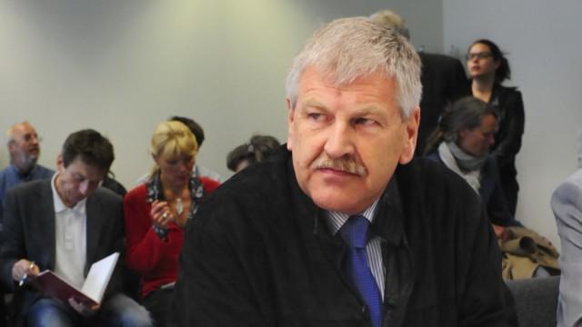 Gericht bestätigt Hausverbot gegen NPD-Chef Voigt