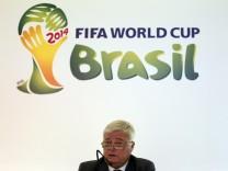 Medien: Brasiliens Fussballchef Teixeira wegen Krankheit beurlaubt