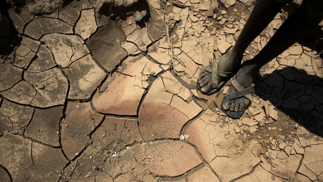 Turkana Tribe's Way Of Life Is Threatened By The Effects Of Climate Change