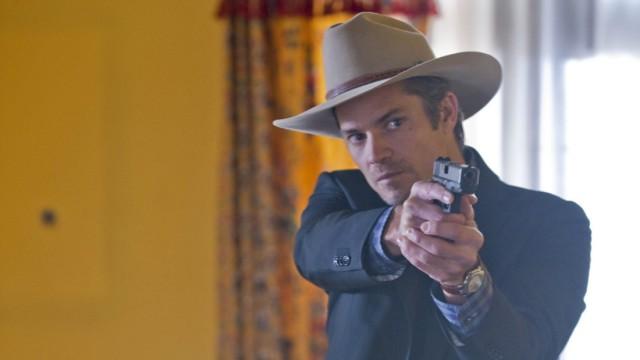 Timothy Olyphant im Crime-Hit 'Justified' bei kabel eins