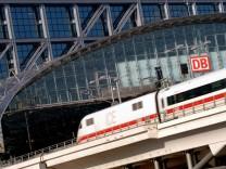 Deutsche Bahn nennt Termin für Börsengang