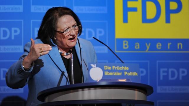 Landesparteitag der FDP Bayern