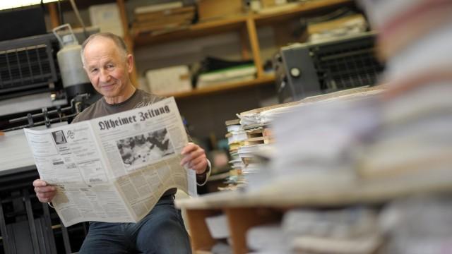 Kleinste Tageszeitung Deutschlands