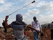 dpa, Palästinenser, Mauer, Israel, Westjordanland, Friedensplan