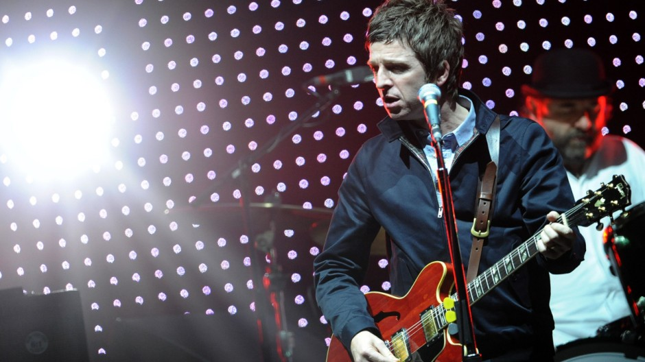 Noel Gallaghers High Flying Birds treten in Berlin auf
