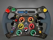 Lenkrad Formel 1